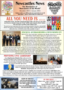 Newcastles Newsletter Dec 15