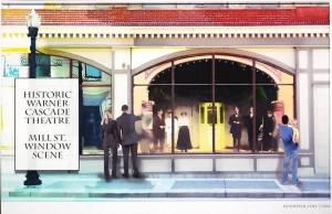 Historic Warner Cascade Theatre